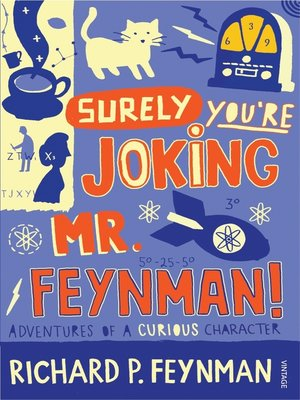 cover image of Surely You're Joking Mr Feynman