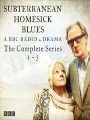 cover image of Subterranean Homesick Blues: The Complete Series