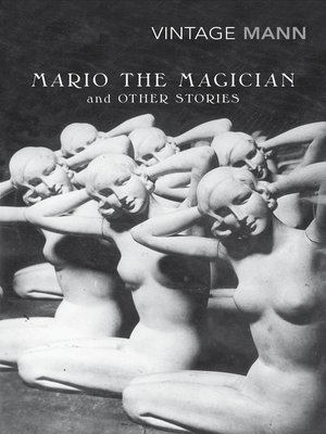 cover image of Mario and the Magician