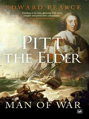 cover image of Pitt the Elder