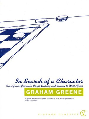 cover image of In Search of a Character