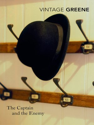 cover image of The Captain and the Enemy