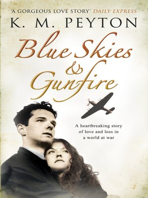 cover image of Blue Skies and Gunfire