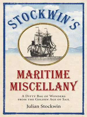 cover image of Stockwin's Maritime Miscellany