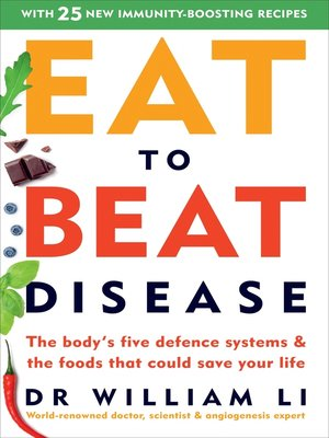 cover image of Eat to Beat Disease