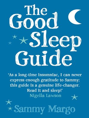 cover image of The Good Sleep Guide