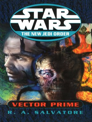 cover image of Vector Prime