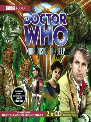 cover image of Doctor Who--Warriors of the Deep (TV Soundtrack)