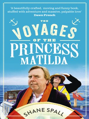 cover image of The Voyages of the Princess Matilda