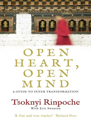 cover image of Open Heart, Open Mind