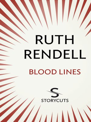 cover image of Blood Lines
