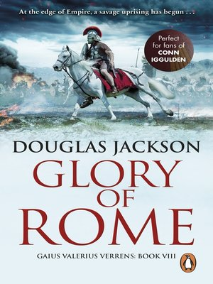 cover image of Glory of Rome