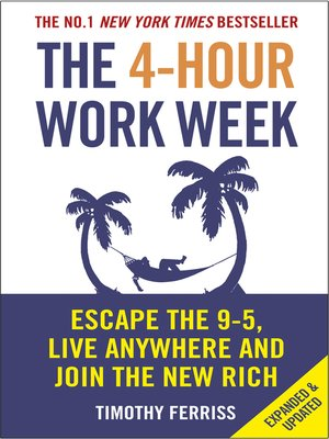 cover image of The 4-Hour Work Week