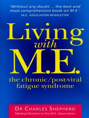 cover image of Living With M.E.