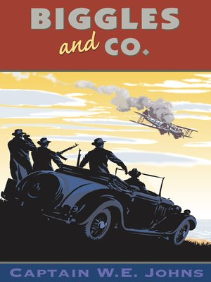 cover image of Biggles and Co