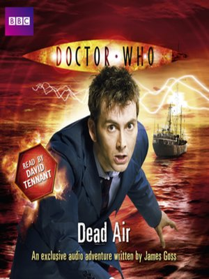 cover image of Doctor Who--Dead Air