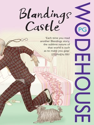cover image of Blandings Castle and Elsewhere