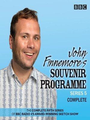 cover image of John Finnemore's Souvenir Programme Series 5