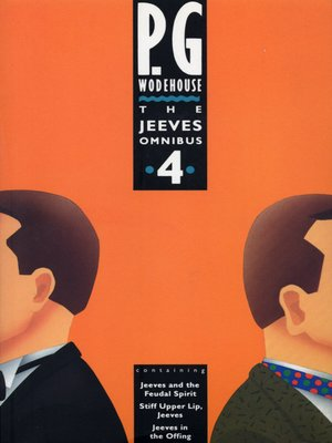 cover image of The Jeeves Omnibus - Vol 4
