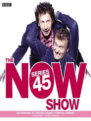 cover image of The Now Show, Series 45