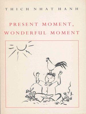 cover image of Present Moment, Wonderful Moment