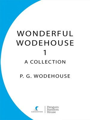 cover image of Wonderful Wodehouse 1
