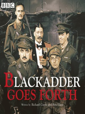 cover image of Blackadder Goes Forth