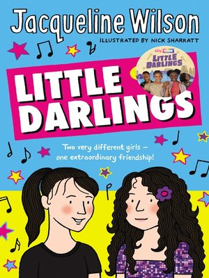 cover image of Little Darlings