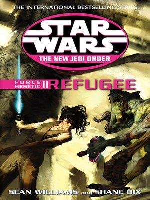 cover image of Refugee: Force Heretic II