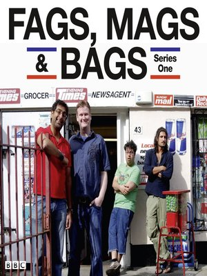 cover image of Fags, Mags & Bags, Series 1, Episode 4