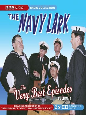 cover image of The Navy Lark