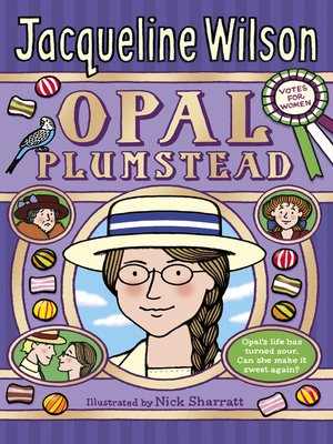 cover image of Opal Plumstead