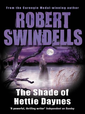 cover image of The Shade of Hettie Daynes