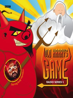 cover image of Old Harry's Game, Series 5