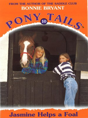 cover image of Jasmine Helps a Foal