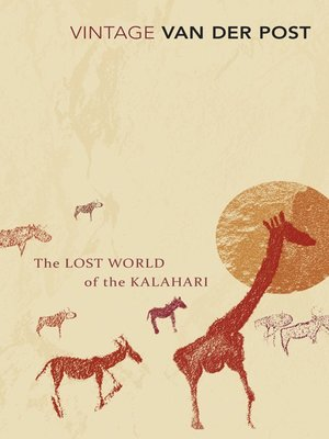 cover image of The Lost World of the Kalahari