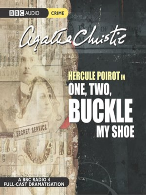 cover image of One, Two Buckle My Shoe