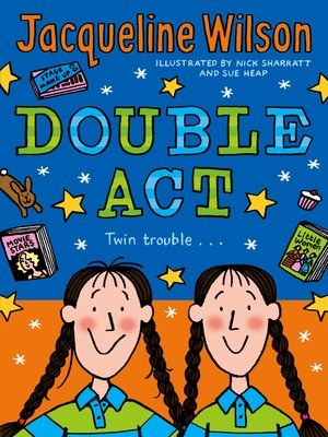 cover image of Double Act