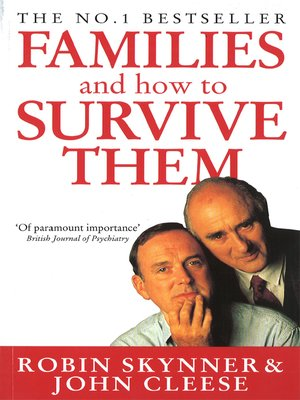 cover image of Families and How to Survive Them