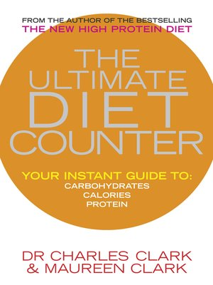 cover image of The Ultimate Diet Counter
