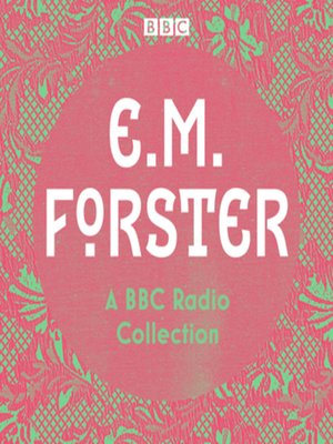 cover image of E. M. Forster