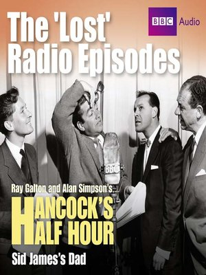 """cover image of Hancock: The """"Lost"""" Radio Episodes"""