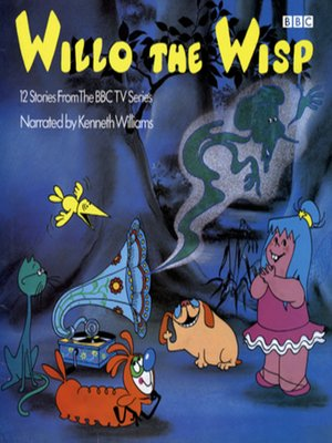 cover image of Willo the Wisp (Vintage Beeb)