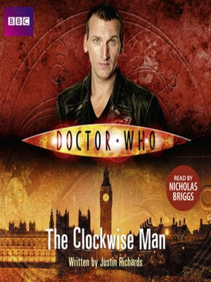 cover image of The Clockwise Man