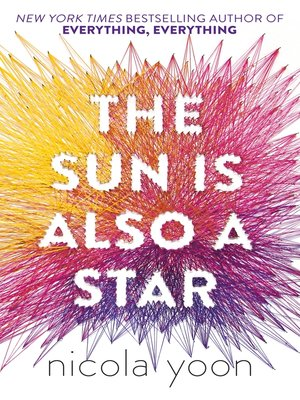cover image of The Sun is also a Star