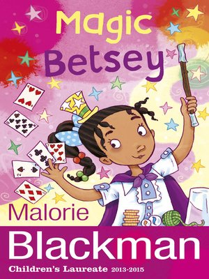 cover image of Magic Betsey
