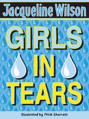 cover image of Girls in Tears