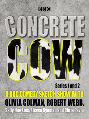 cover image of Concrete Cow, The Complete Series 1 and 2