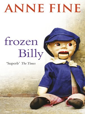 cover image of Frozen Billy