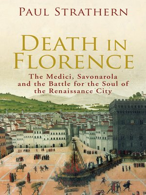 cover image of Death in Florence